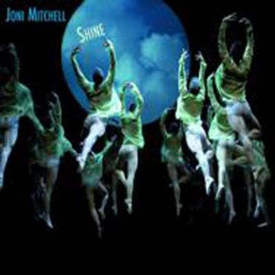 Nuevo disco de Joni Mitchell